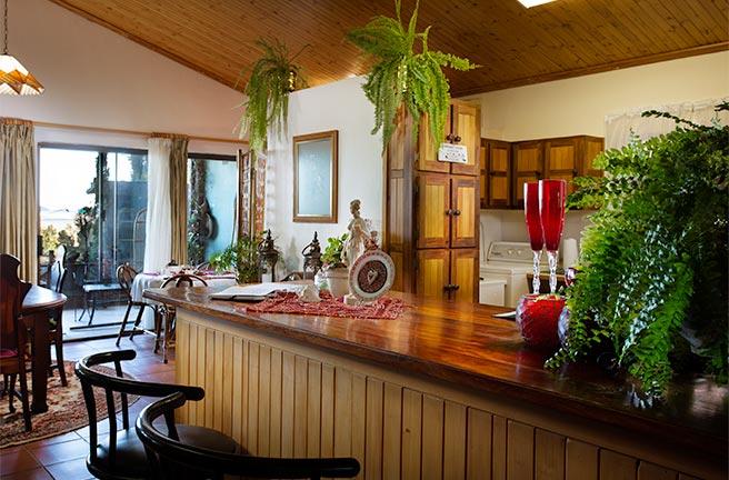 Oppie Koppie Bethulie Guesthouse Breakfast area